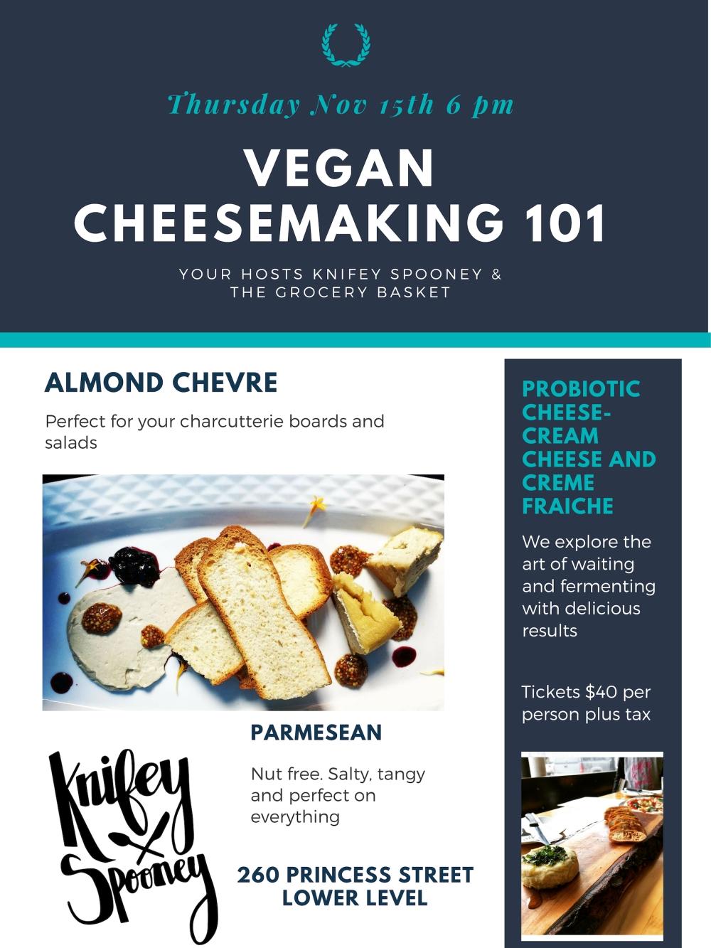 Vegan Cheesemaking 101